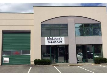Chilliwack funeral home McLean's Funeral Services & Crematorium Ltd.