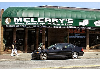Langley furniture store McLeary's Furniture