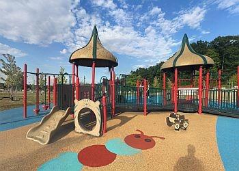 Kitchener public park McLennan Park