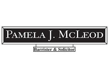 McLeod Pamela J Sarnia Employment Lawyers