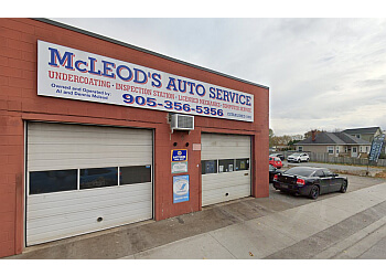 Niagara Falls car repair shop McLeod's Auto Service