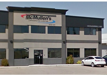 Red Deer hvac service McMullen's Refrigeration & Heating Ltd.