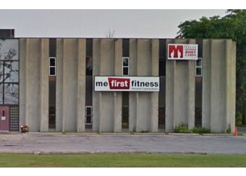 Ajax gym Me First Fitness