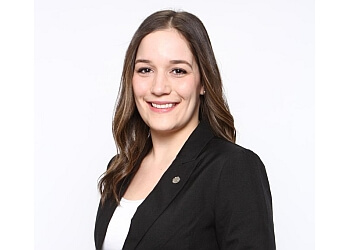 Quebec notary public Me Marie-Eve Bergeron