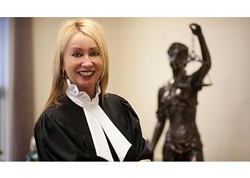 Shawinigan criminal defense lawyer Me Nathalie Newberry