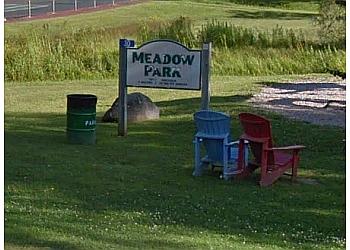 Huntsville public park Meadow Park