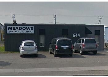 Thunder Bay veterinary clinic Meadows Animal Clinic