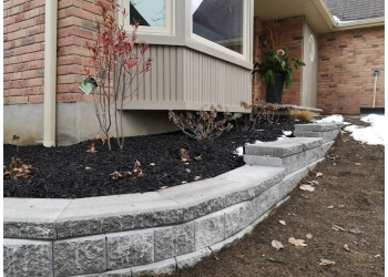 Guelph landscaping company Meadowville Landscape Systems
