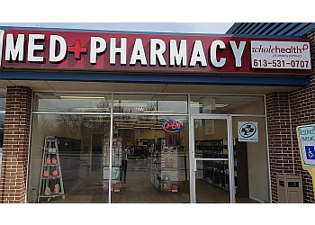 Kingston pharmacy Med+ Pharmacy