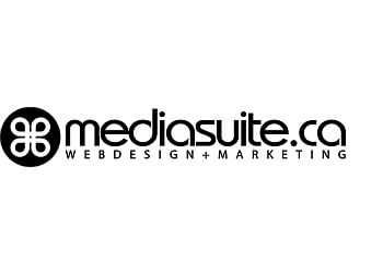 Barrie web designer Media Suite Inc.