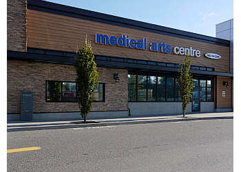 Nanaimo urgent care clinic Medical Arts Centre