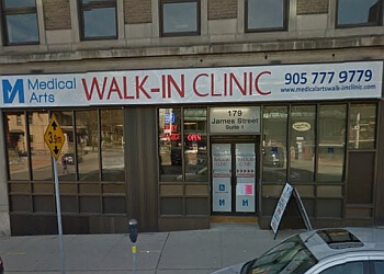 Hamilton urgent care clinic Medical Arts Walk-In Clinic