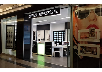 Hamilton optician Medical Centre Optical