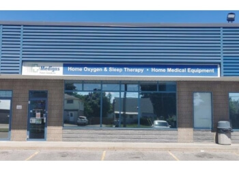 Brantford sleep clinic Medigas