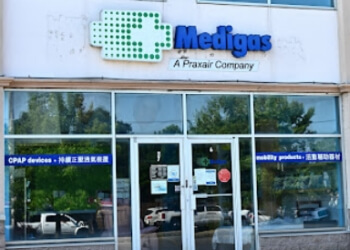 Markham sleep clinic Medigas