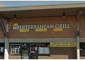Lethbridge mediterranean restaurant Mediterranean Grill