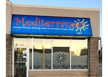 Waterloo mediterranean restaurant Mediterraneo Family Restaurant