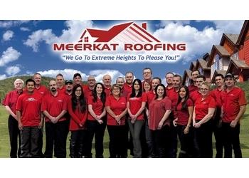 Calgary roofing contractor Meerkat Roofing & Exteriors Ltd.