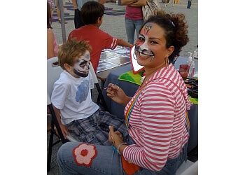 Melanie Dawn MUA North Vancouver Face Painting