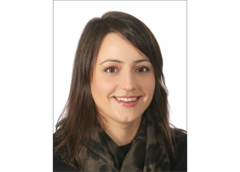 Vancouver osteopath Melisa Dzamastagic