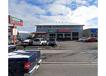 Orillia car repair shop Memorial Auto Services