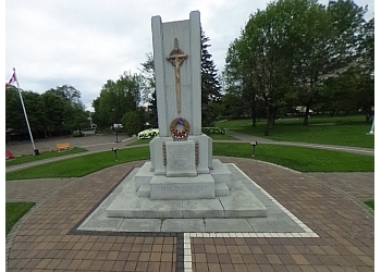 Sudbury public park Memorial Park