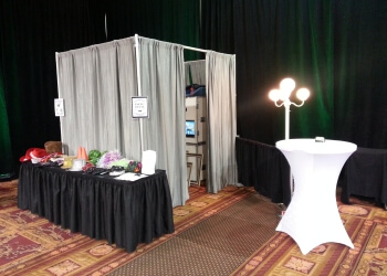 Red Deer photo booth company Memory Lane Booth