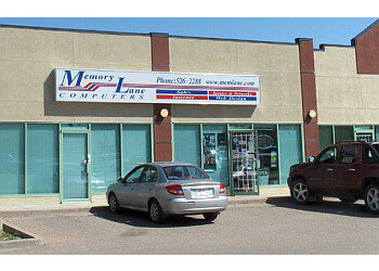 Medicine Hat computer repair Memory Lane Computers