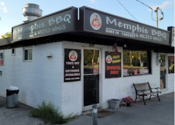 Vaughan bbq restaurant Memphis BBQ & Wicked Wings
