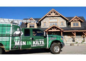 Orillia window cleaner Men In Kilts