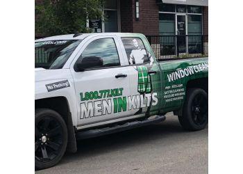 Regina window cleaner Men In Kilts Regina