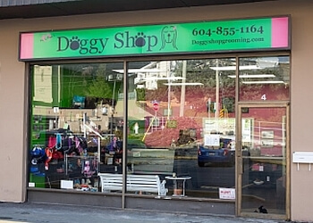 Me 'n Mom's Doggy Shop