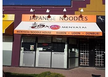 Calgary japanese restaurant Menyatai Japanese Noodle House