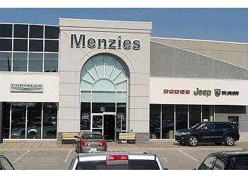 Whitby car dealership Menzies Chrysler