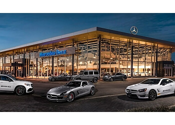 Langley car dealership Mercedes-Benz