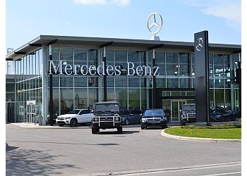 Peterborough car dealership Mercedes-Benz