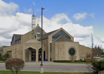 Mississauga church Merciful Redeemer Parish