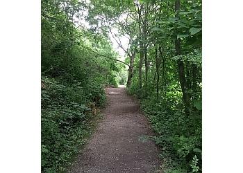 Welland hiking trail Merritt Island Park Trail