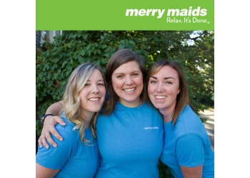Victoria house cleaning service Merry Maids