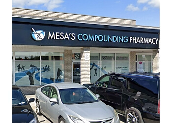 Pickering pharmacy Mesa's Compounding Pharmacy
