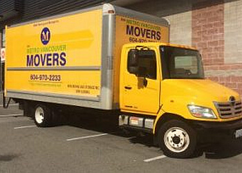 Burnaby moving company Metro Vancouver Movers