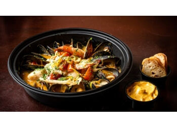 Ottawa french cuisine Metropolitain Brasserie Restaurant