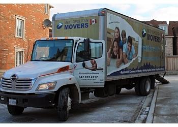 Kelowna moving company Metropolitan Movers