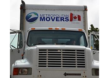 Oshawa moving company Metropolitan Movers