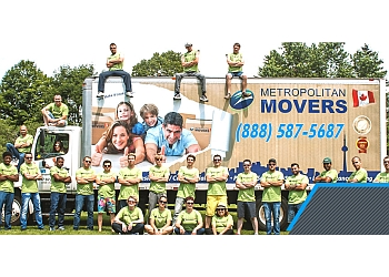 Metropolitan Movers Thunder Bay Moving Companies