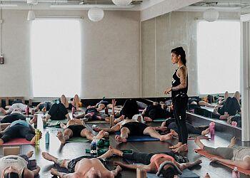 Edmonton yoga studio Metta Hot Yoga Edmonton
