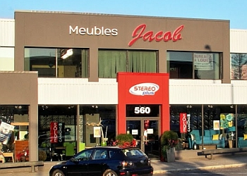 Shawinigan furniture store Meubles Jacob