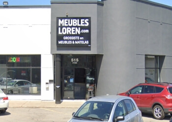 Repentigny furniture store Meubles Loren Matelas Loren