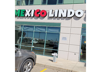 Sherwood Park mexican restaurant Mexico Lindo Tacos & Grill