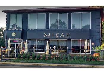 Niagara Falls thai restaurant Micah Bistro